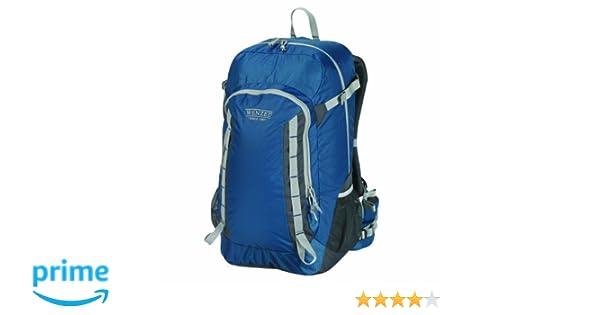 Wenzel rucksack getaway frontlader true blue  cm