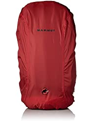 Mammut - Funda para mochila rojo Fire Talla:large