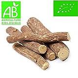 ✅ [*** BIO ***] Bâtons de Réglisse Bio 50 GR - Certfié AB - 5 bâtons minimum