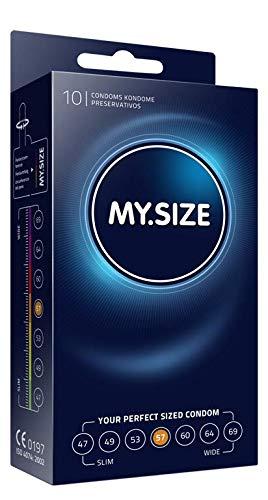 2x My.Size Kondome 57mm - 10er DOPPEL-Sparpaket