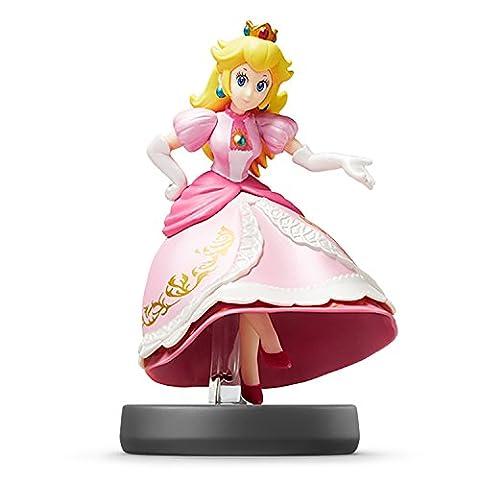Amiibo Peach - Super Smash Bros Series Ver [Wii U] Importation Japonaise