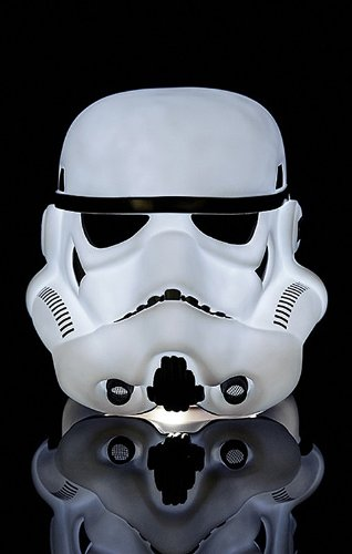 Star Wars 3D Mood Light - Stormtrooper Raumleuchte Groß