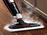 Eureka Forbes Vapomop 0.56-Litre Stick Steam Cleaner (Black)