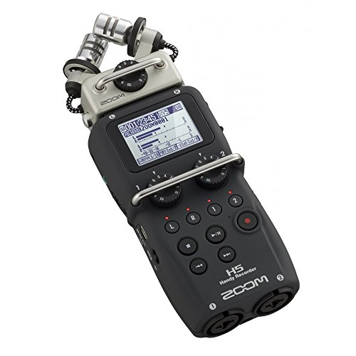 Image of Zoom H5 Handy Recorder