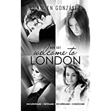 Serie Welcome to London: Box Set