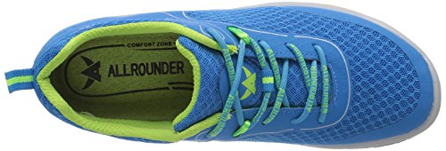 Allrounder by Mephisto Dakona, Baskets mode femme Bleu (Air Mesh 91)