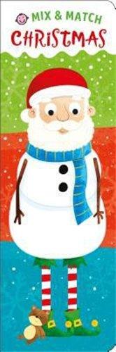 Christmas: Mix & Match por Roger Priddy