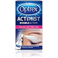 Optrex 2-in-1 ActiMist Dry and Irritated Eye Spray, 10 ml
