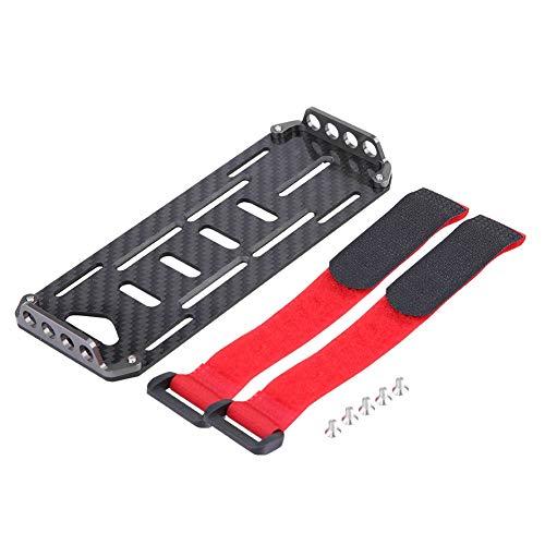 Tbest Batteriehalterung, RC Car Batteriehalterung Erweiterungsplatine für RC Car