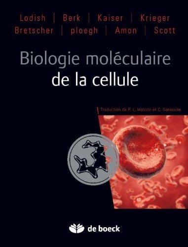 Biologie Moléculaire de la Cellule de Angelika Amon (1 août 2014) Broché