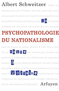 "Afficher ""Psychopathologie du nationalisme"""