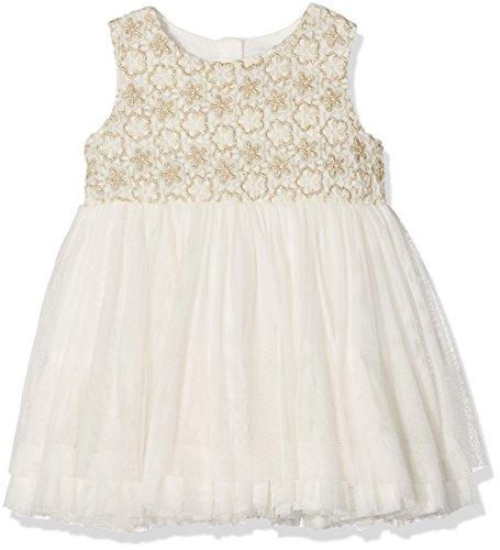 Eisend Baby-Mädchen Franka Kleid, Elfenbein (Ecru 11), 62