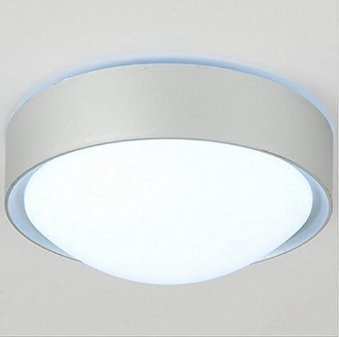 Jingzou Moderne lumières minimaliste Plafond cuisine balcon Aisle led 25CM