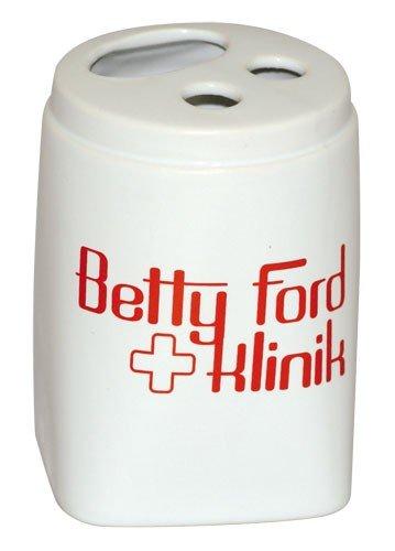 Preisvergleich Produktbild Betty Ford Klinik Zahnbürstenhalter
