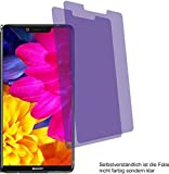 4ProTec 2X Crystal Clear klar Schutzfolie für Sharp Aquos D10 Bildschirmschutzfolie Displayschutzfolie Schutzhülle Bildschirmschutz Bildschirmfolie Folie