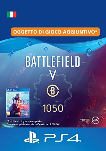 Battlefield V - 1 050 Valuta Battlefield - PS4 Download Code - IT Account  DLC | PS4 Download Code - IT Account