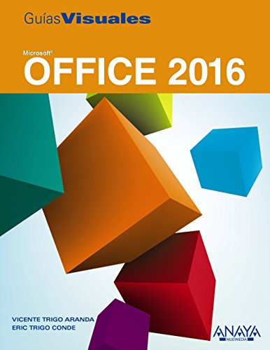 Office 2016 (Guías Visuales) por Vicente Trigo Aranda