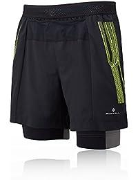 Ronhill Men's Infinity Marathon Twin Shorts
