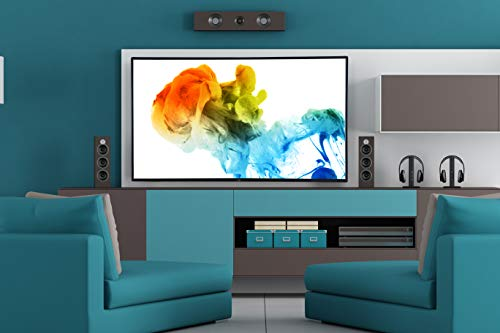 LA LIVING ARTS 109 cm (43 inches) Full HD LED TV 43DN4 (Black) (2018 Model)