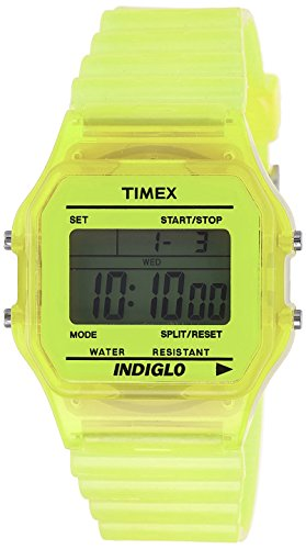Timex Analog Green Dial Unisex Watch - T2N8086S image