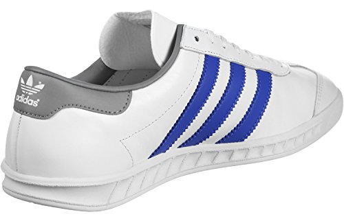 new product 0b35a 29e63 ... Bleu Chaussures De Blanc Hamburg Adidas Homme Tennis aYHx1q ...