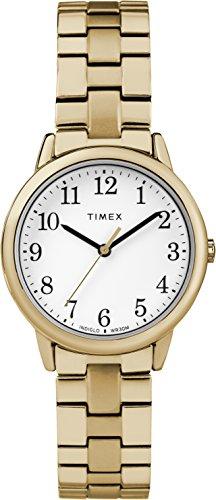 Timex Femme Analogique Classique Quartz Montre avec Bracelet en Acier Inoxydable TW2R58900