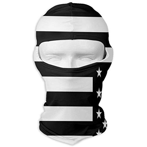 9bdacf71 Voxpkrs Balaclava Memorial Day Flag Stylish Full Face Masks UV Protection  Skiing for Women