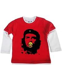 Dirty Fingers Baby Che Guevara, Baby und Kleinkind, Skater Top