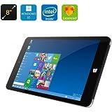 Chuwi Vi8 más último Tablet PC - Intel cereza Trail CPU, sistema operativo Windows con licencia 10, tipo C, 2 GB de RAM, 32GB m