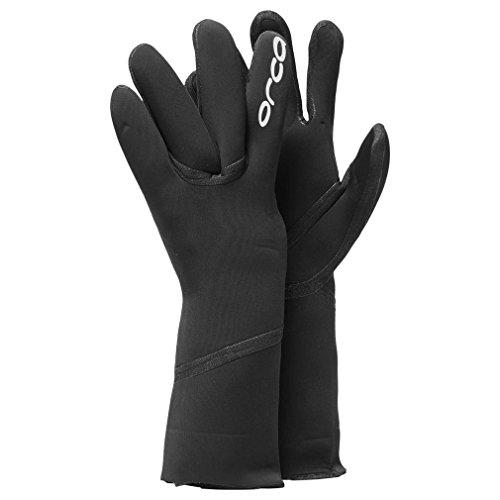 Orca Schwimmen Handschuhe, Schwarz, Kinder L