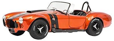 Solido 421184300 AC Cobra 427 MK II, 1965, Miniaturmodell im Maßstab 1:18 Modellauto von Schuco