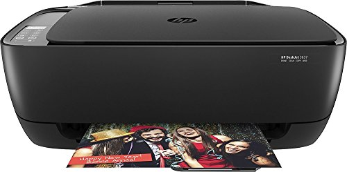 HP - DeskJet 3637 Wireless All-in-One Printer(Versione USA ...