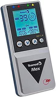Tesmed MAX 830 con 20 elettrodi elettrostimolatore muscolare professionale : massima potenza, addominali, glut