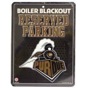 ncaa-purdue-boilermakers-parking-sign