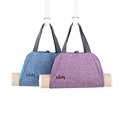 BODHI Yogatasche NAMASTÉ, Yogamatten-Tragetasche im Handtaschen-Look