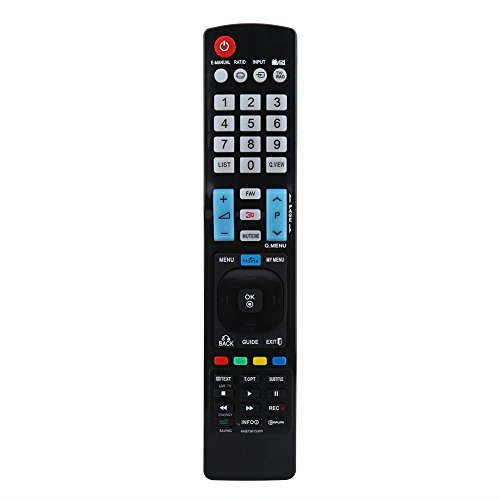 tzfernbedienung für LG AKB73615309, Kein Setup erforderliche LG Smart TV Remote Controller - Schwarz ()