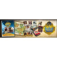 Tin Box 50 Cartas Fantasy Riders