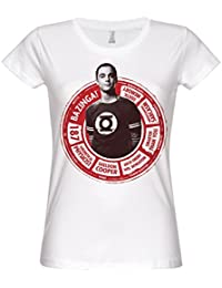 Officially Licensed Merchandise Sheldon Circle Girly Tee