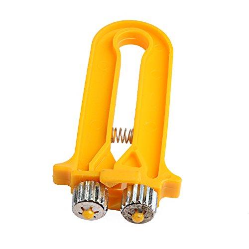 Longsw 1 Stück 2 in 1 Biene Bee Frame Draht Spannzange Crimpwerkzeug Bau