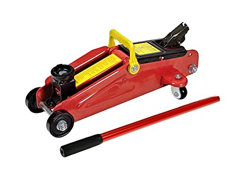 Cric/Sollevatore/Martinetto idraulico a carrello 2T/2000K