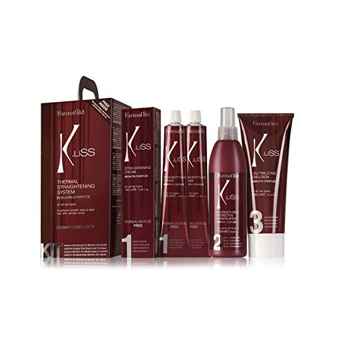 K.Liss Thermal Straightening System Kit -