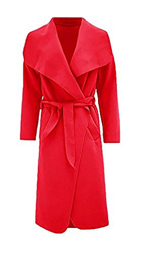 zara-fashion-women-long-sleeve-waterfall-cape-italian-belted-coat-one-size-red