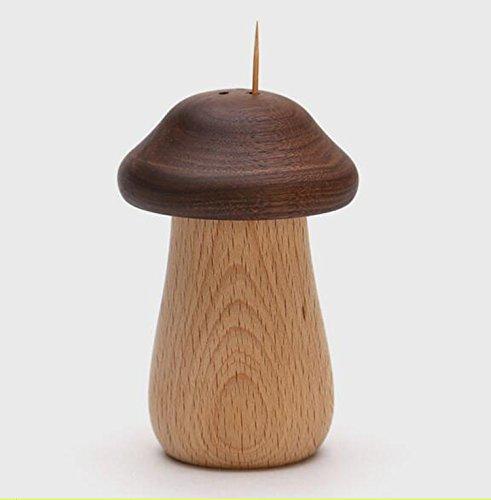 er-Schlauch Personalisierter Pilz Einfacher Zahnstocher-Kasten Europäische kreative Hauptzahnstocher-Dosen (Personalisierte Spielzeug-truhen)