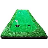 CN Mats Golf Golf Golpear, Equipo de Entrenamiento de Golf Práctica de Golf Kit de Práctica de Golf de Interior Y Exterior,UNA,75 * 300 cm