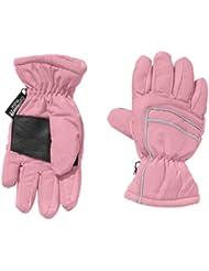 fraenklis Skihandschuhe Thinsulate - Guantes de esquí para niño, color rosa, talla 5