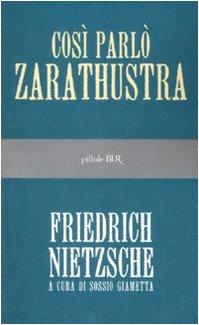 Cos parl Zarathustra
