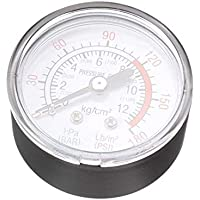 LNIEGE Compresor de Aire Parts manómetro (1PC)