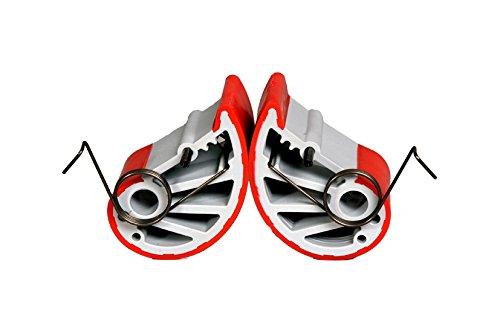 Schwaigertools Austauschbacken zu Komfortheber 0-65mm, 2 Stück