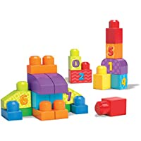 Mega Bloks DLH85 First Builders 123 Count Playset