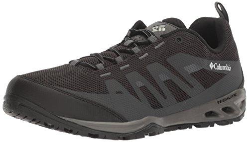 Columbia Vapor Vent, Chaussures Multisport Outdoor Homme Noir (Black/white 010)